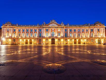 Châteaux à Toulouse