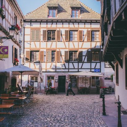 Une maison de Strasbourg