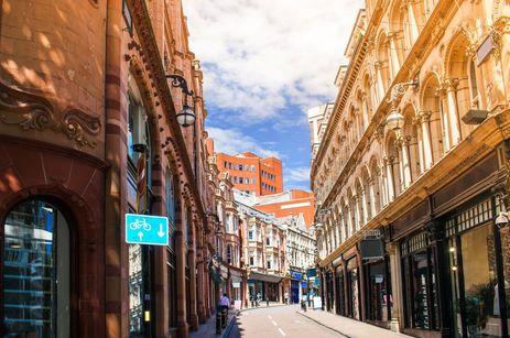 Rues de Birmingham