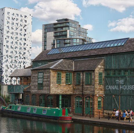 the canal house - Birmingham