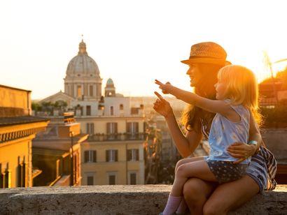 Rome avec les enfants