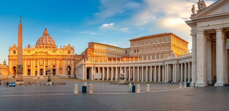 Rome, le Vatican