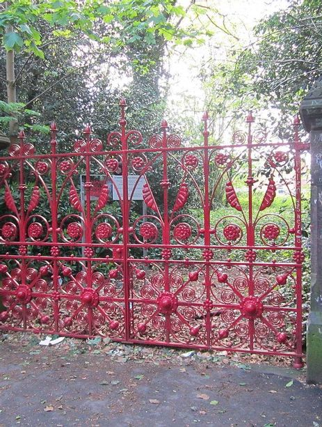 Liverpool Strawberry field