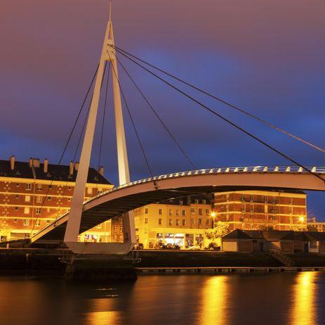 Le Havre pont