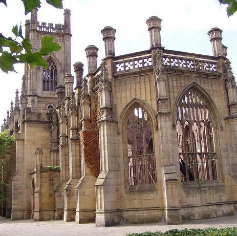 Eglise ouverte de Liverpool