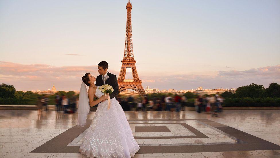 Tour Eiffel Mariage