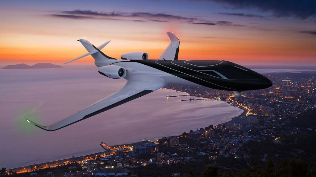 Avion Transport du futur