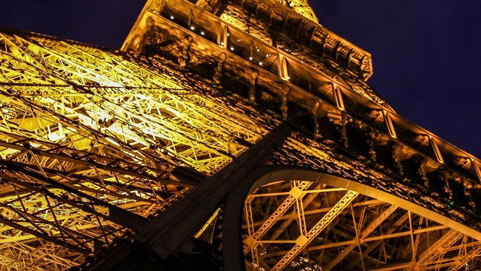 Tour Eiffel architecture